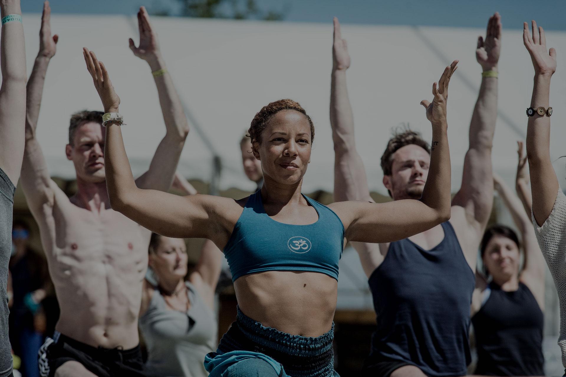 YogaFest A'dam