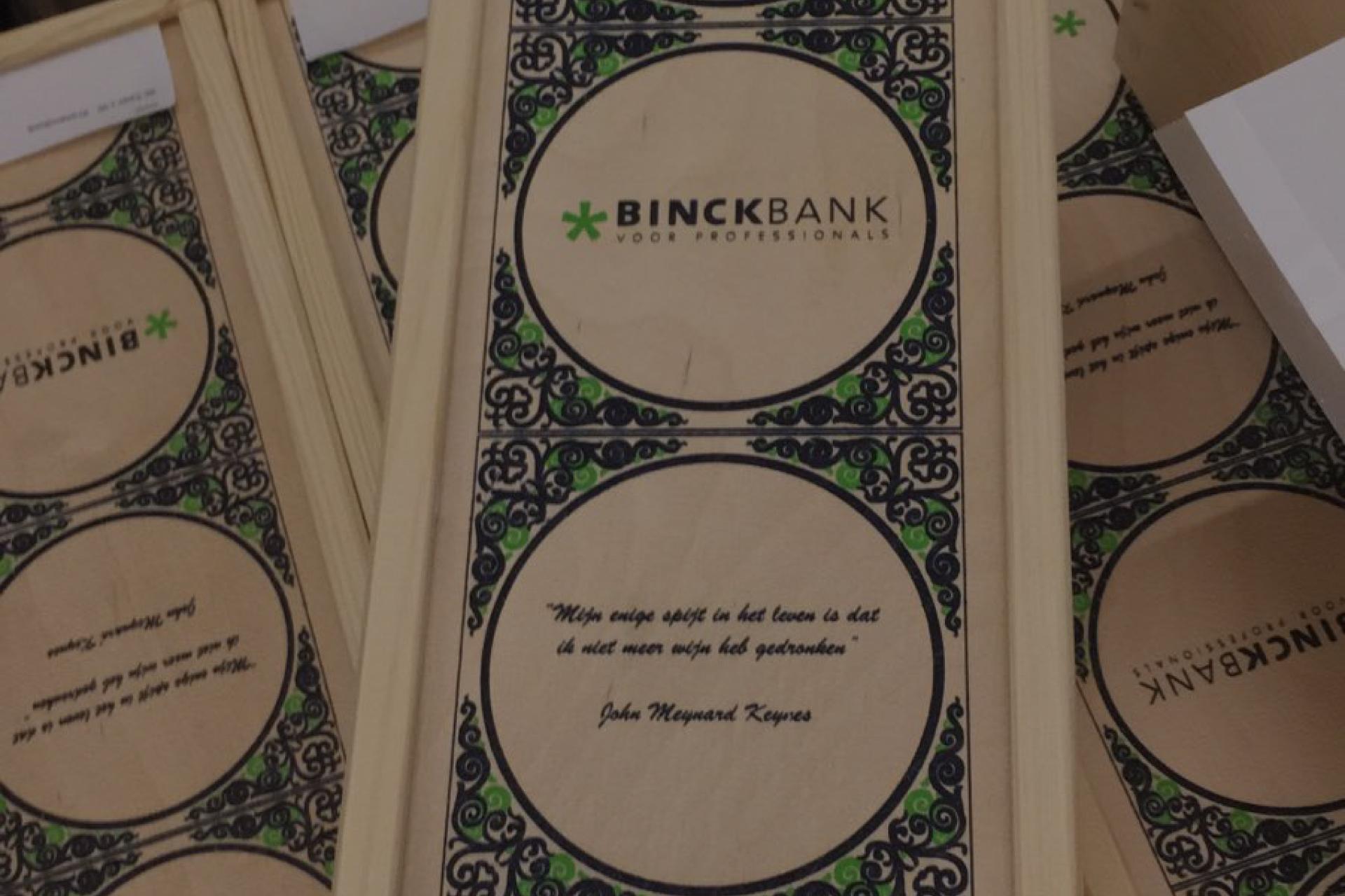 Binck Bank 2016